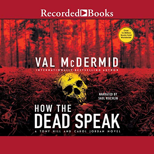 How the Dead Speak audiobook cover art
