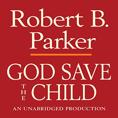 God Save the Child audiobook cover art