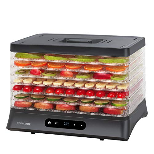 Concept SO2041 Sonstiges - Geräte zur Speisenzubereitung, Kunststoff, Schwarz