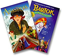 Anastasia/Bartok the Magnificent VHS