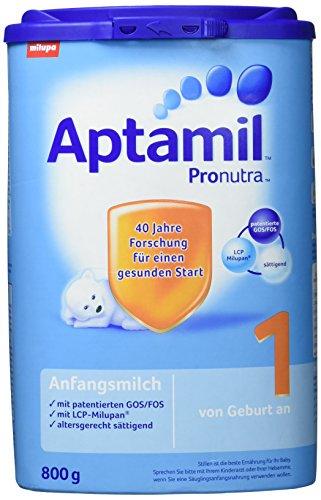 Milupa  Aptamil Anfangsmilch 1, Eazy Pack, 1 x 800 g