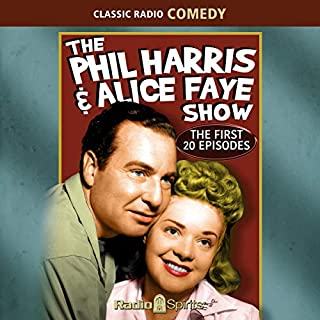 Phil Harris-Alice Faye: First 20 audiobook cover art