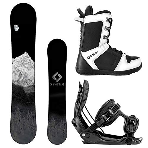 flow snowboard packages mens - 2