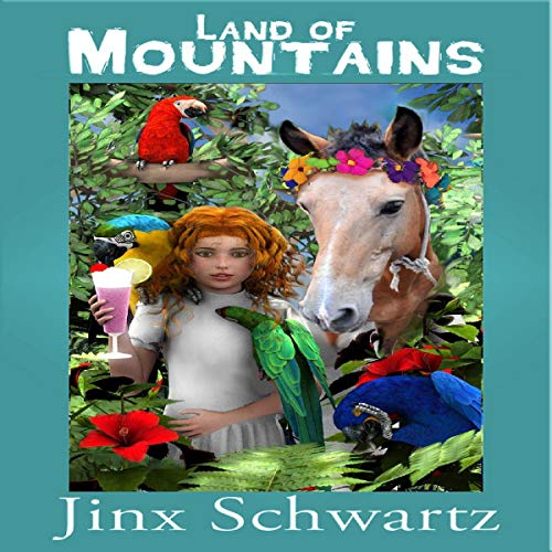 Land of Mountains audiobook cover art