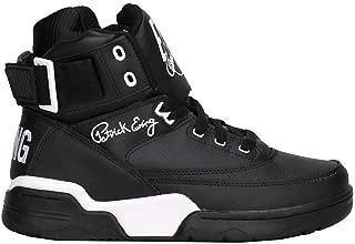 Athletics 33 HI Black Leather/White OG 1EW90014-011.