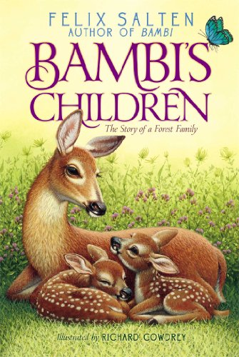 Bambi\'s Children: The Story of a Forest Family (Bambi\'s Classic Animal Tales) (English Edition)