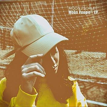 Moon People - EP