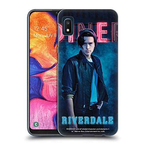 Head Case Designs Officially Licensed Riverdale Poster Jughead Jones Hard Back Case Compatible with Samsung Galaxy A10e (2019)