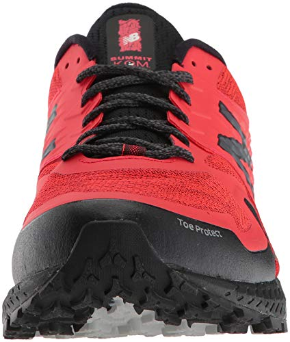 New Balance Summit KOM, Zapatillas de Running para Asfalto Hombre, Naranja (Flame/Black FB), 40 EU