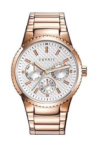 Esprit ES-Beckie ES108642003 Reloj de Pulsera para mujeres Momento Estelar de Diseñ