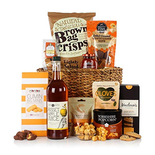 Non-Alcoholic Treats - Food Hamper Alcohol Free - Family Gift Hamper