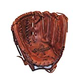 Shoeless Joe Gloves V-Lace Brown Glove, 12-Inch, Right Handed