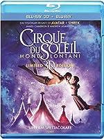 Cirque Du Soleil - Mondi Lontani (3D) (Blu-Ray+Blu-Ray 3D) [Italian Edition]