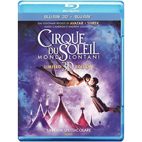 Cirque Du Soleil: Mondi Lontani (3D);Cirque Du Soleil - Worlds Away;Cirque du soleil: Worlds away