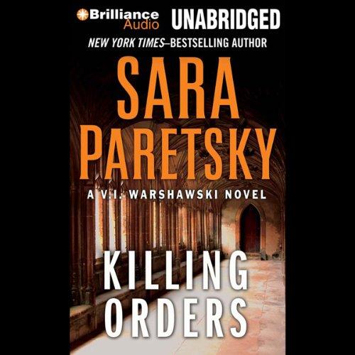 Killing Orders cover art