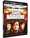 Les Canons de Navarone [4K Ultra HD + Blu-Ray]