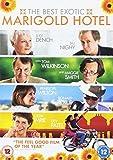 The Best Exotic Marigold Hotel [Edizione: Regno Unito] [Reino Unido] [DVD]