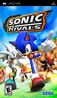 sonic rivals game