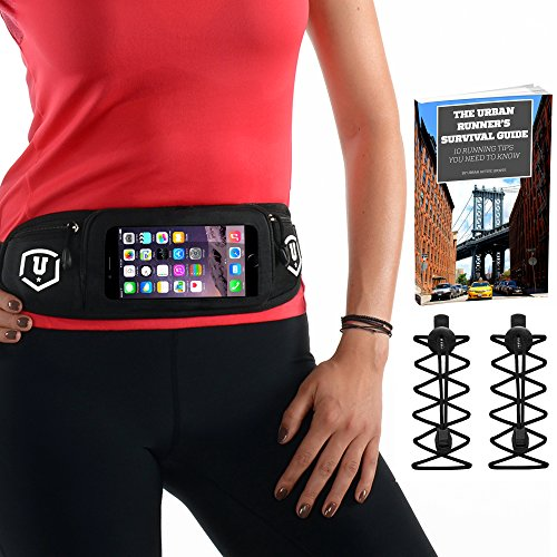 Urban Active Sports Running Belt - Complete Bundle...