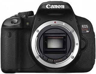 Canon デジタル一眼レフカメラ EOS Kiss X6i ボディ KISSX6i-BODY