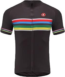 Uglyfrog Cycling Jersey Men's Road Bike Shirt Short Sleeves Cycling Kits and Bib Shorts with 3D Padded Set DCDXMZ05