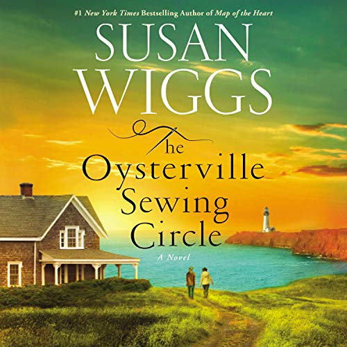 The Oysterville Sewing Circle audiobook cover art