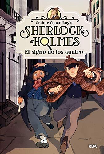 Sherlock Holmes 2. El signo de los cuatro (INOLVIDABLES)