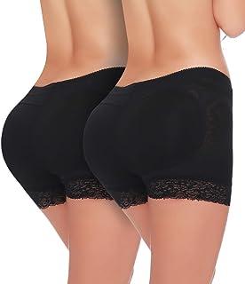 14b0870702b0 MISS MOLY Mujer Bragas Braguitas Relleno Embellecer Cadera Lencería  Pantalones de Seguridad Control Panties Shapewear Enhancer