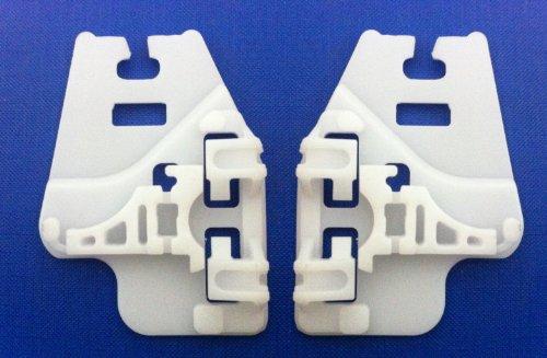 3er E46 Fensterheber Reparatur Gleitstück Gleitbacke Gleitclip vorne link rechts Clips
