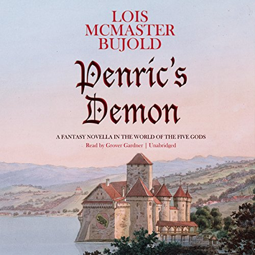 Penric's Demon audiobook cover art