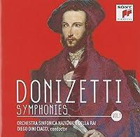 Donizetti: Symphonies, Vol. 1 (2014-04-29)