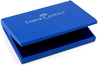 Faber-Castell Stamp Pad, 110 mm Length, Blue