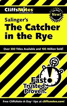 CliffsNotes on Salinger's The Catcher in the Rye (Cliffsnotes Literature Guides) by [Stanley P. Baldwin]