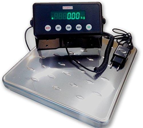 DZD DJ-SA 100kg/200kg Bluetooth-Plattformwaagen Paketwaage LED
