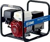 GENERADOR ELECTRICO   SDMO   INTENS HX 7500 T C   CON MOTOR HONDA 230/400   CON TOMA DE 50 Hz   1 TOMA 230V 10/16A - DISYUNTOR + 1 TOMA 400V 16A – DISYUNTOR   TRIFASICO