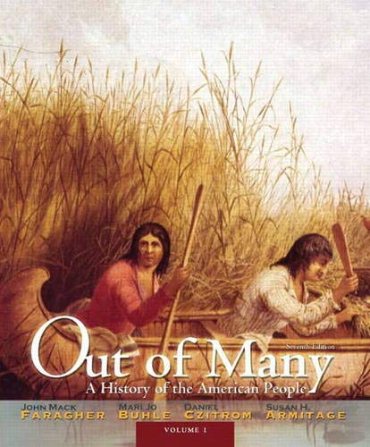 Out of Many: A History of the American People: 1