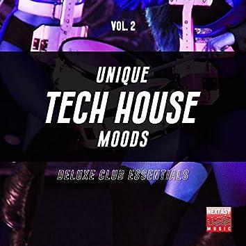 Unique Tech House Moods, Vol. 2 (Deluxe Club Essentials)