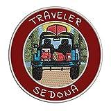 Traveler! Sedona Embroidered...image