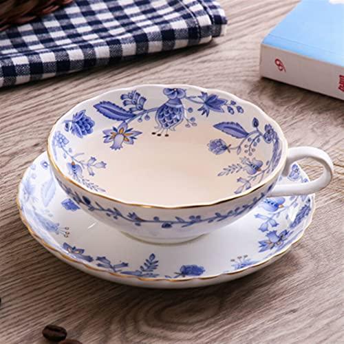 Theekopjes Keramische schattige koffie thee beker keramische latte kopjes keramische kopje porselein theekopje en…