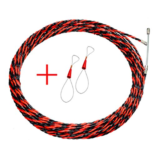 ASOSMOS Neue Elektriker Draht Threading Gerät Binders Kit Kabel Guider Puller Verdrahtung Installation Aid Tool
