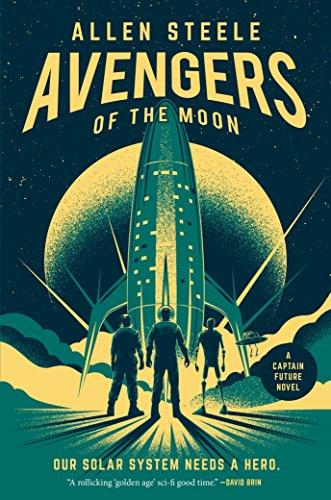 Avengers of the Moon: A Captain Future Novel (English Edition)