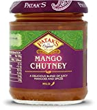 Patak's - Chutney de mangue - moyennement épicé - lot de 2 pots de 340 g