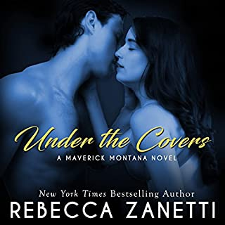 Under the Covers audiobook cover art