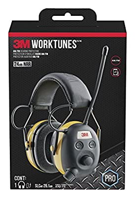 3M WorkTunes AM/FM Hearing Protection & 3M Kids Hearing Protection