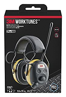 3M WorkTunes AM/FM Hearing Protector (B0013092CS) | Amazon price tracker / tracking, Amazon price history charts, Amazon price watches, Amazon price drop alerts