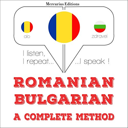 Romanian - Bulgarian. A complete method cover art