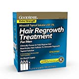Hair Regrowth Products For Men Review and Comparison