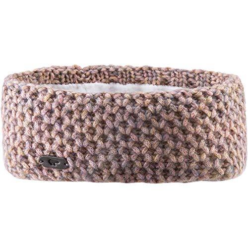 Eisbär Damen Tula STB Stirnband, rosa