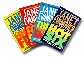 Mass Market Paperback Janet Evanovich Boxed Set : Three to Get Deadly; Four to Score; High Five; Hot Six Book