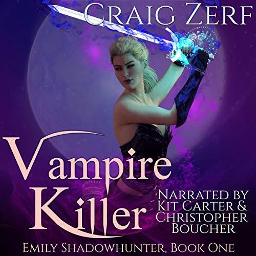 Vampire Killer: A Vampire, Shapeshifter, Werewolf Novel cover art